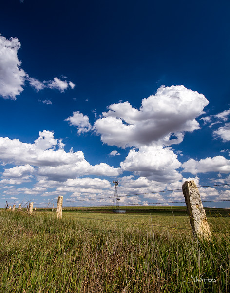 Post Rock Country | Western Kansas