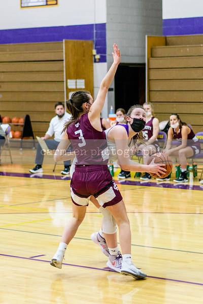 BCC Girls Basketball 3/19/21