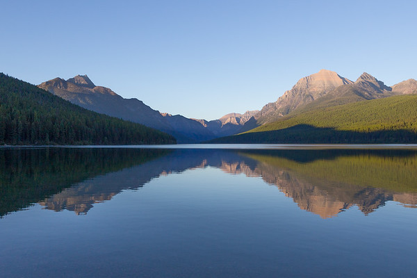 Bowman Lake