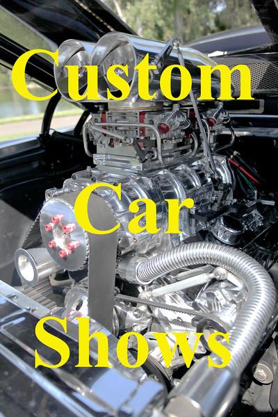 Custom Car Shows