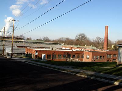 Old Steel Plants In PA