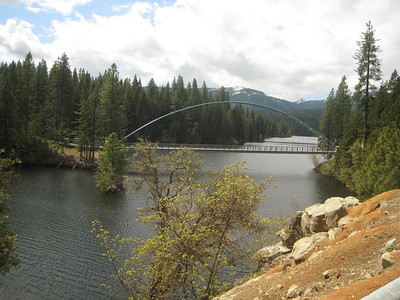 Visit to Shasta to see Tom and Dorothy and to Ashland with Ann and Darryl, May 2012