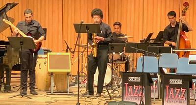 2019: Spring Jazz Concert