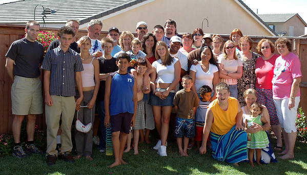 06-2005 Family Reunion