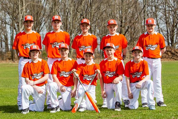 MCC middle school baseball