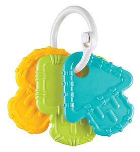 Teethers Recycled Plastic