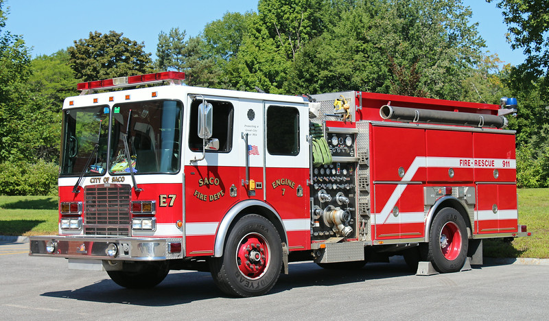 Engine 7 2001 HME / Ferrara 1250 / 1000