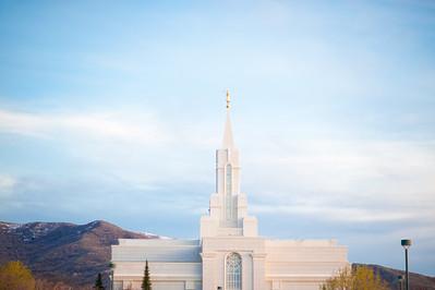 Bountiful, Ut Temple