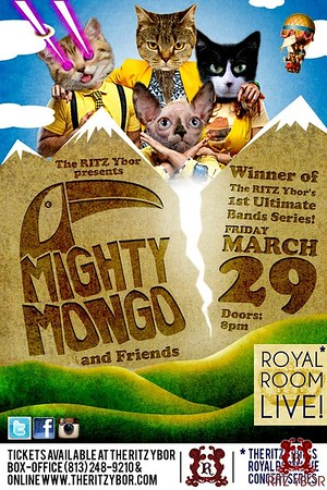 Mighty Mongo March 29, 2013