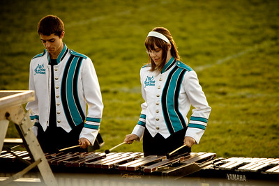 """Marching Band / Color Guard """"Parents Night 2009"""""""