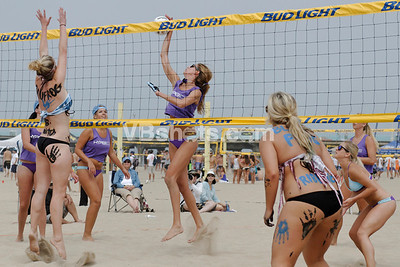 Beach Volleyball Sixes 2012