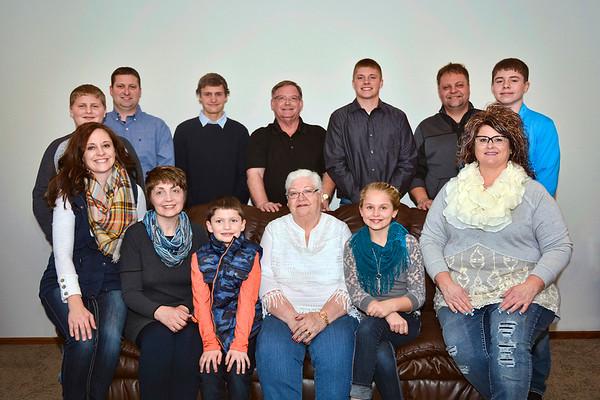 Sandy's Family Xmas Pics