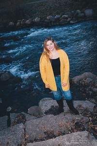 Chloe Senior Portraits 2019