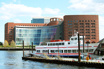 Boston - Rose Kennedy Greenway