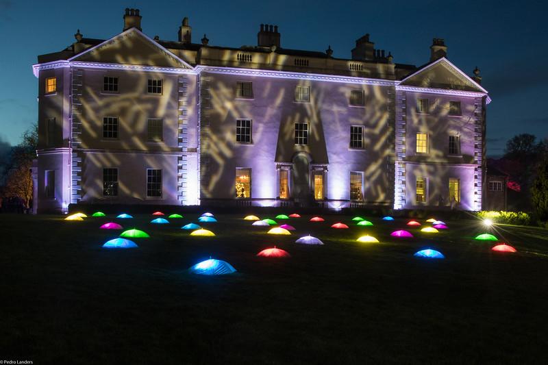 Soltram House Illuminations