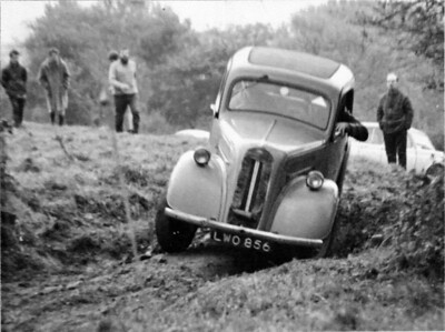 1968 Trials and Driving Tests