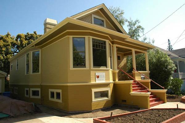 Speno residence: front