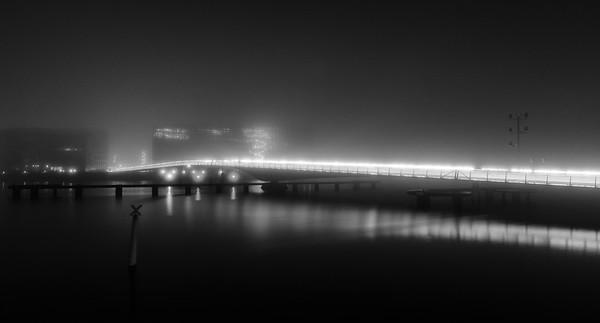 A Foggy Night in Copenhagen
