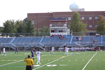 Howard JV Soccer vs Reservoir HS
