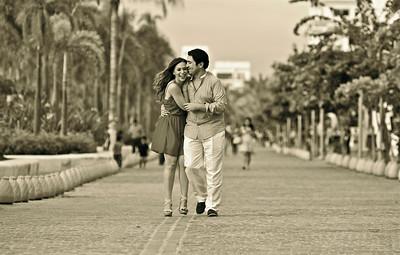 Laura y Alfonso  Puerto Vallarta by Andres Barria Photography
