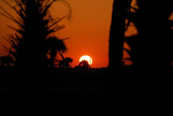 Sunset's