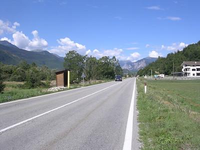 Canon de Verdon Agosto 2006