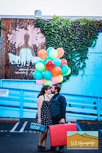 Marissa+Brighton ~ San Luis Obispo Engagement!