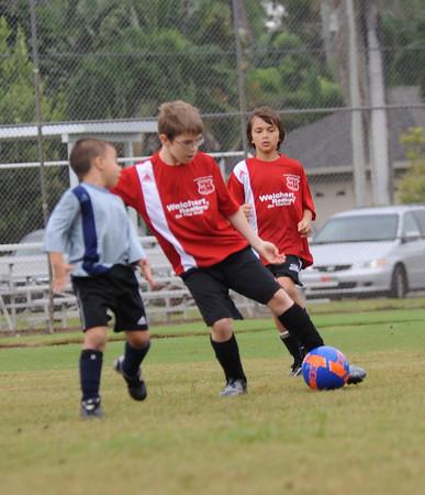 Chris Soccer