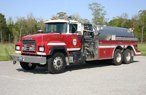 Company 8 - Tasley Fire Company