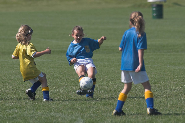 2nd Grade Soccer June 3, 2006
