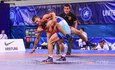 Cadet Worlds Day Two