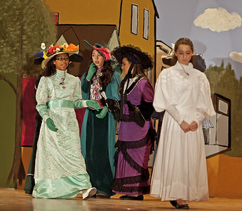 Deerfield School- The Music Man JR.