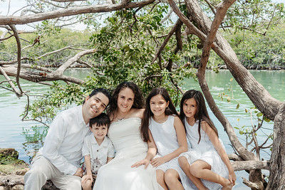 Familia Lupita y Gustavo