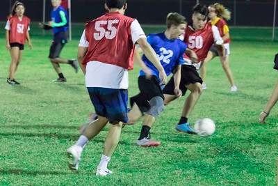 Intramural Outdoor Soccer Fall 2018