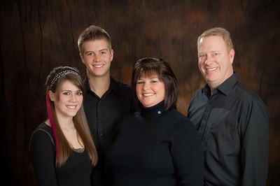 White Family 12-30-2010