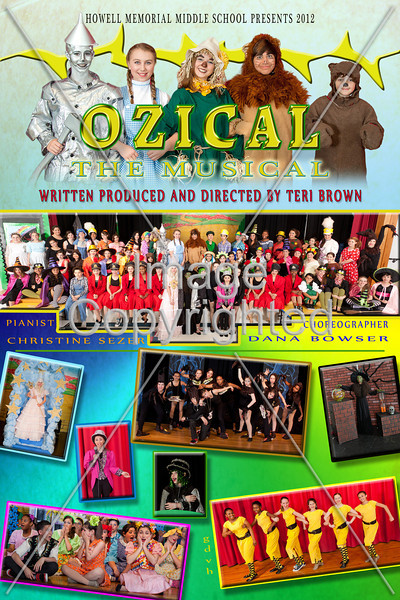 OZICAL - THE MUSICAL