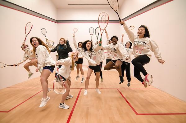Varsity Squash 15-16