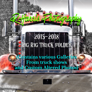 Custom Big Rigs/Semi-Trucks Folder