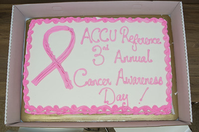 Accu Reference 3rd Annual Cancer Awareness Day