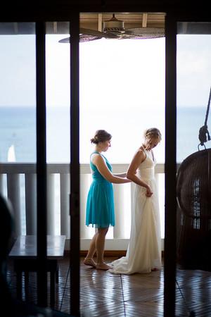 Kayla and Mark's Wedding