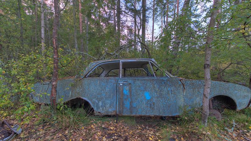 Urbex - Car Cemetery K. (SE)