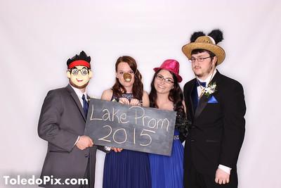 Lake Prom 2015