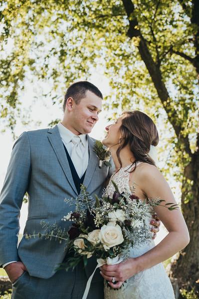 Morgan and Grant's Wedding Day