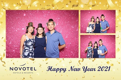 Event - Novotel New Year's Eve 2021