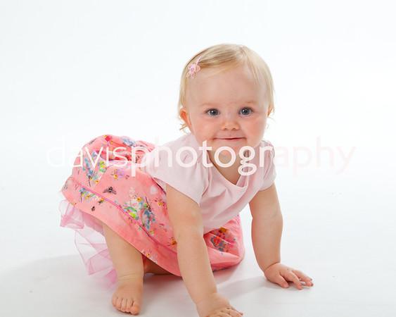 Baby Cora Hall