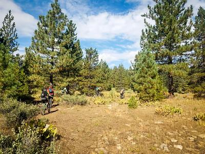 2017-09-14 - Tahoe Donner Trails