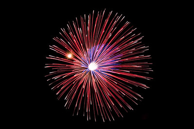 Fireworks - July 4th, 2008