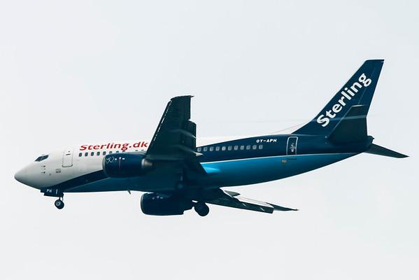 OY-APH - Boeing 737-5L9