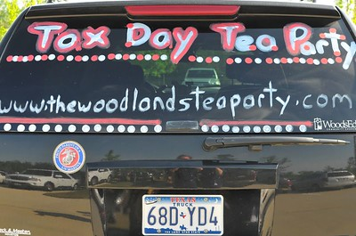The Woodlands Tea Party