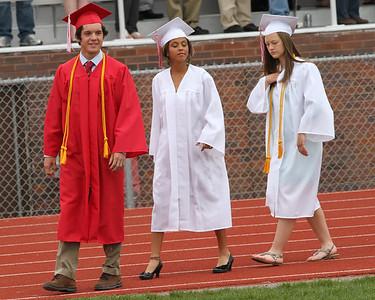 2011 Scottsbluff High Graduation